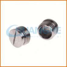 Factory supply good quality m16 din931 titanium screw for bicycle parts