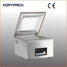 MAP sealer machine table top type gas flushing vacuum packing machine
