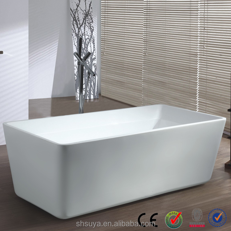 Freestanding Bath Tub One Piece Acrylic Bathtub Buy Bathtub Cheap Freestand
