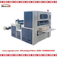 MR-850Automatic High Speed Paper Cup Paper Die Punching Machine