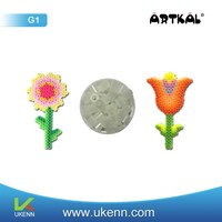 ARTKAL S-5mm eco-friendly soft headphone plastic fuse beads
