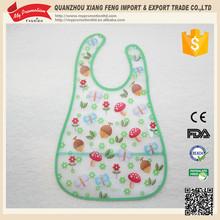 ECO-friendly EVA Baby Bib Towel For Infants & Toddlers
