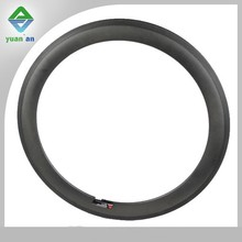 hot selling rim 60mm clincher carbon rims lightweight chinese aero road bike rims