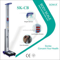 health scales with use machin SK-CB With quantum resonance magnetic