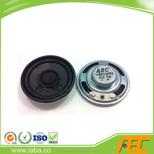 Portable Magnetic Multimedia Speaker 40mm 4ohms 3w