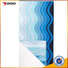 Wholesale high quality Yarn Dyed Stripe Velour Beach Towel Pareo, Towel For Beach