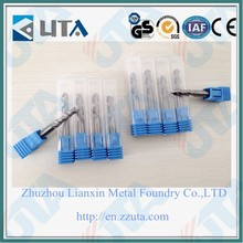 high quality tungsten carbide end mill cutting tools from zhuzhou