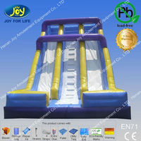 inflatable water slide alitoys for entertainment,inflatable jumping slide design