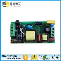 5-15W 100-265AC 15-36V 350mA dimmable power led driver