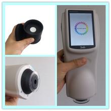 NS810 optical equipment color spectrophotometer method