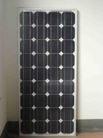 high efficiency 100w solar panel with frame for hot sale