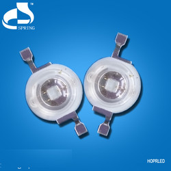 China consumer electronic high cost performance3w blue led