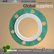 Hot Sale 6 Holes PV PTFE Envelope Gasket