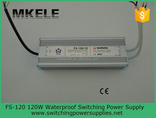 FS-120-5 ip67 voltage constant 120w 5v switching power supply