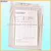 """8""""*8"""" waterproof zip lock documents bag alibaba supplier"""