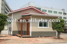Prefab removable 20ft container House,China economic modern prefab house,Good insulation prefab portable container office