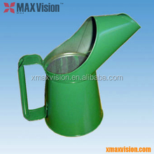 2015 Whole Sale High Quality lubricants Green Pot With Handle