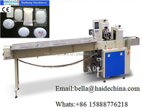 automatic hotel products supplies perfumed soap wrapping machine