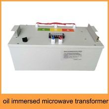 Henan xinhang microwave yituo three magnetron oil cooling transformer group,Five heavy protection not leak