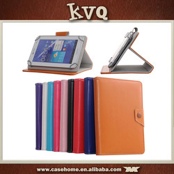 "7"" Tablet Universal Leather Case for Asus Fonepad 7 with a Stand"