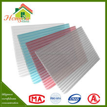 New products on china market temperature resistant long life polycarbonate greenhouse roofing