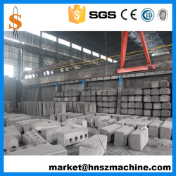 Low sulfur and low ash graphite carbon anode block for sale