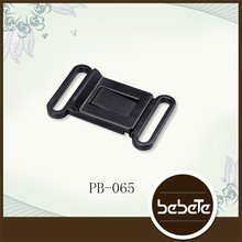Fashion Luggage securely center release plastic buckle
