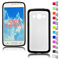 Wholesale Moble phone case TPU+PC Case SamSung G3815/G3812/Win Pro/Galaxy Express 2