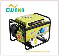 New design CE approval 1KW gasoline portable generator