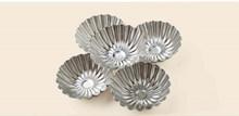 YangJiang factory manufature the best quality stainless steel egg tart mold