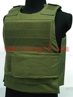 Army Green Hot Sale Down Body Armor Plate Carrier Vest Military Combat Vest