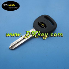 Top quality transponder key for chevrolet key Chevrolet Aveo transponder key GM 46 locked chip blade with circle