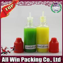 15ml e-vapor juice bottles with caps engine oil bottle e liquid bottle