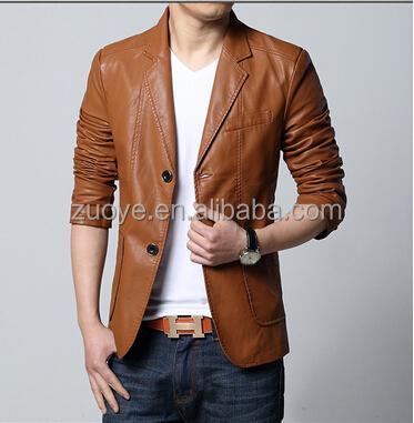 Мужские Кожаные Куртки Маленький Размер