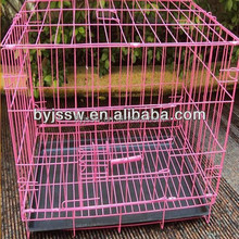 Steel Wire Dog Cage/dog cage/Metal Pet Cage