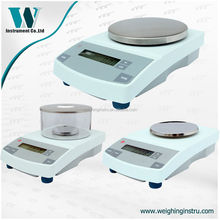 0.01g 0.1g 2100g weighing counter electronic balance battery