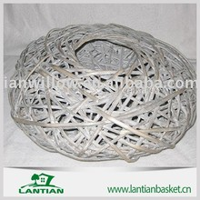 Natural materials and environmentally friendly willow bird's nest