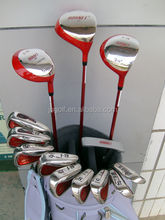 OEM wholesale golf clubs set with guaranteed quality