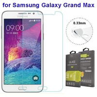Wholesale Products 2.5D Curved 0.33mm Tempered Glass Screen Guard for Samsung Galaxy Grand Max