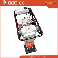 CE certificate sand tamping rammer used for compacting gravel crushed soil and asphalt macadam concrete and clay