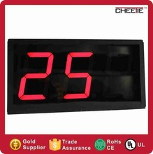 LED Digital 12V Supply 2 Digits Clock
