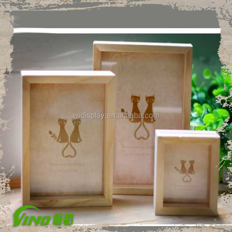 Wooden Box Frame,Wood Box Frame,Shadow Box - Buy Deep Wooden Box Frame ...