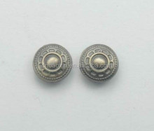 New design fashion metal studs for clothing wholesale