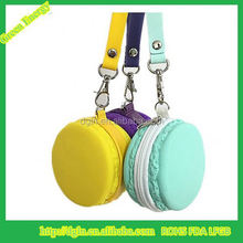 fashional ladies silicone bag manufactures in China