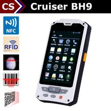 Cruiser BH9 4.3 inch handheld handheld barcode scanner for warehouse managementfor for RFID tablet pc 3g