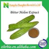 Best price organic bitter melon extract/100% pure bitter melon p.e.