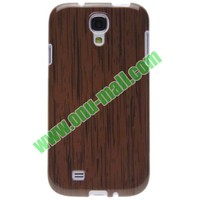 Fashionable hard wooden case for galaxy s4 mini with best service and quality