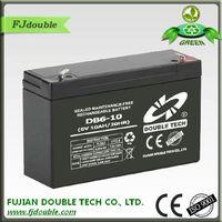 rechargeable Exide apc ups battery 12v
