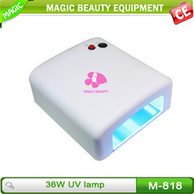 Cheap 36W uv gel nail curing lamp light dryer