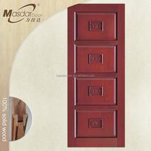 New design wooden simple door pictures for bedroom